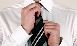 A Plus Tailors and Cleaners: $18 for $30 Worth of Tailoring Services at A Plus Tailors and Cleaners
