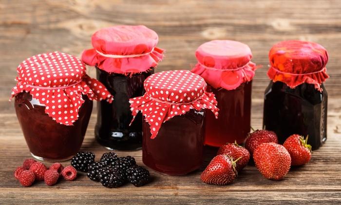 Seasonal Fruit-Preserve Class - Jamaica Plain: Make Your Own Seasonal Fruit Preserves with a Master Foodie