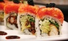 Kenji Hibachi and Sushi Bar - Short Pump: Sushi and Japanese Cuisine for Lunch or Dinner or Hibachi Dinner at Kenji Hibachi and Sushi Bar (Half Off)