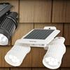TwinSpot Pro Solar Motion Sensor LED Light