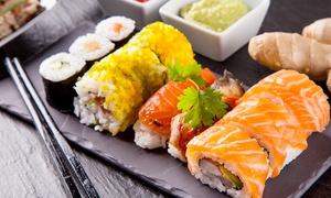 Sushi & Co: Pranzo o cena all you can eat sushi, wok e grill per 2 persone da Sushi & Co