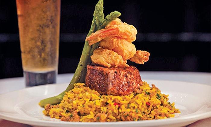 CityRange - Spartanburg: $20 for $40 Worth of American Cuisine at CityRange