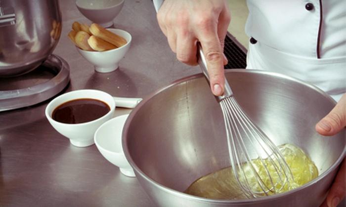 Cuisine Santé International - McNamara Industrial: $29 for One Couples' Cooking Class, Plus $200 Voucher at Cuisine Santé International ($60 Value)