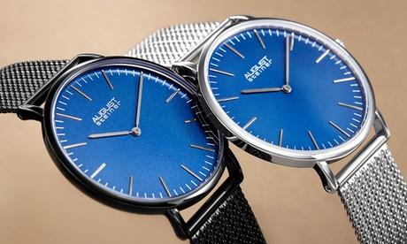 Reloj de hombre August Steiner