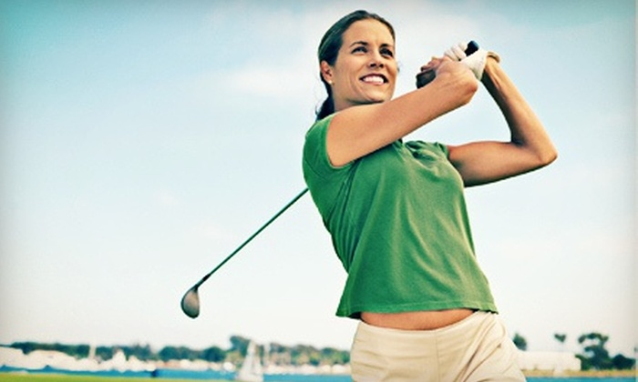 Sassy Golf: 30-Day, 60-Day, or 6-Month Women's Golf Membership with Lessons from Sassy Golf (Up to 51% Off)