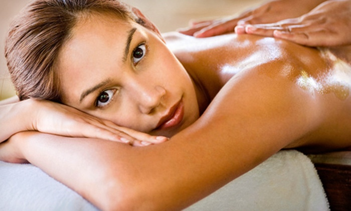 Blush Spa & Salon - Lasalle: Relaxation Massage, Rosemary-Mint Back Treatment, or Essential Facial at Blush Spa & Salon (51% Off)
