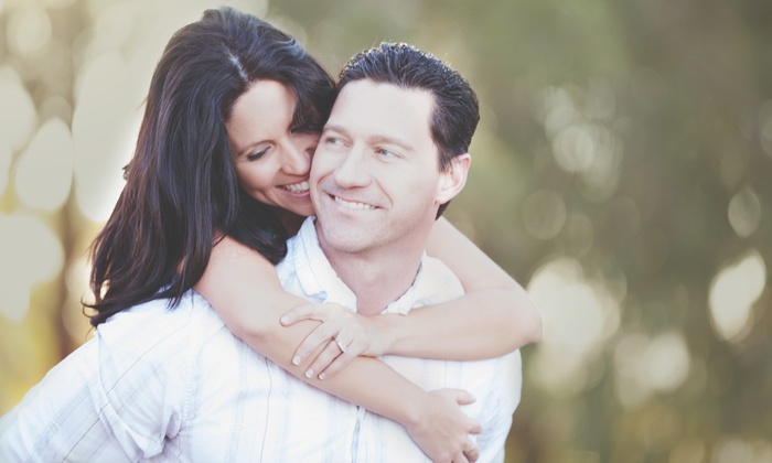 Michelle Popp Photography - San Diego: $89 for 60-Minute Engagement Photoshoot at Michelle Popp Photography ($300 Value)