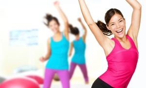 Yoga Chicks Studio: $22 for One Month of Unlimited Yoga, Zumba, and Pilates Classes at Yoga Chicks Studio ($45 Value)