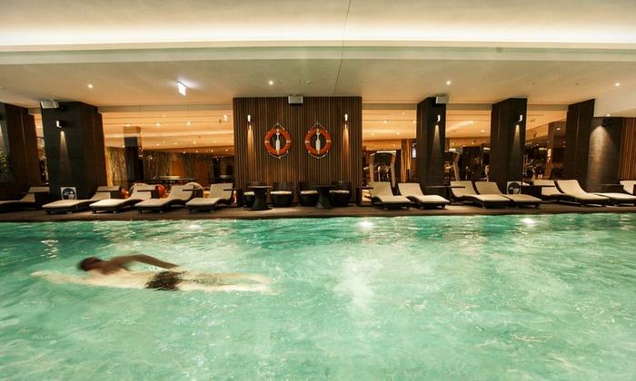 Grand Hotel Tiffi***** - IŁAWA: Mazury: 3-8 dni dla 2 osób dorosłych lub Wielkanoc dla rodziny ze śniadaniami i relaks od 549 zł w Grand Hotel Tiffi 5*