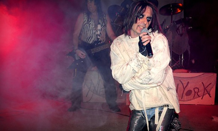 Traveling Nightmare Haunted Rock Revue - Akron Civic Theatre: Traveling Nightmare Haunted Rock Revue for Two at Akron Civic Theatre on Friday, October 26 (Up to $30 Value)