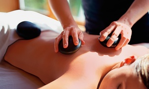 Relax House Massage: One or Three 60-Minute Hot-Stone Massages with Aromatherapy at Relax House Massage (Up to 68% Off)