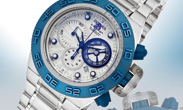 Invicta Subaqua Noma Men's Watches: Invicta Subaqua Noma Men's Bracelet Watches. Multiple Styles Available. Free Shipping and Returns.