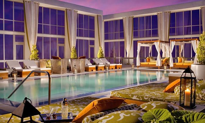 Casa Moderna Miami Hotel & Spa - Miami: Stay, with Dates Through October, at Casa Moderna Miami Hotel & Spa in Miami, FL