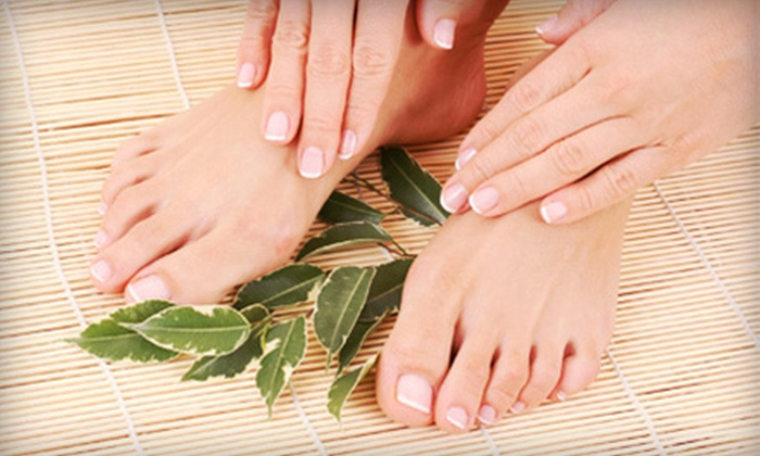 Sunrise Family Footcare - Valley Stream: Laser Toenail-Fungus Removal for One or Both Feet at Sunrise Family Footcare (Up to 63% Off)