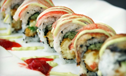 $11 for $20 Worth of Sushi and Seafood at Yukai Buffet