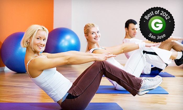 KB Fitness Exercise Studio - Almaden Valley: Six Weeks of Unlimited Fitness Classes or 10 Drop-In Fitness Classes at KB Fitness Exercise Studio (Up to 86% Off)