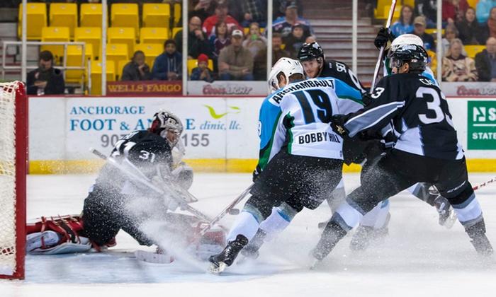 Alaska Aces - Multiple Locations: Alaska Aces Hockey Game, December 18–January 24
