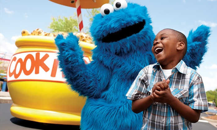 Sesame Place - Sesame Place: $35 for Admission for One to Sesame Place ($69 Value)