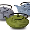 Old Dutch Cast-Iron Japanese-Style Teapots