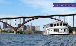 Padelford Riverboats: $89 for a Sightseeing Season Pass from May–October for up to Four from  Padelford Riverboats ($150 Value)