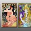 "Alphonse Mucha's Muses 16""x24"" Poster Prints"