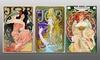 "Alphonse Mucha's Muses 16""x24"" Poster Prints: Alphonse Mucha's Muses 16""x24"" Poster Print"