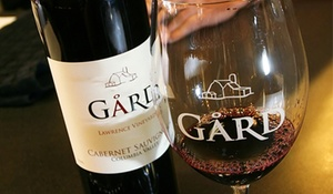 Gard Vintners: Wine Tasting with Take-Home Bottles of Cabernet Sauvignon for Two or Four at Gard Vintners (Up to 47% Off)