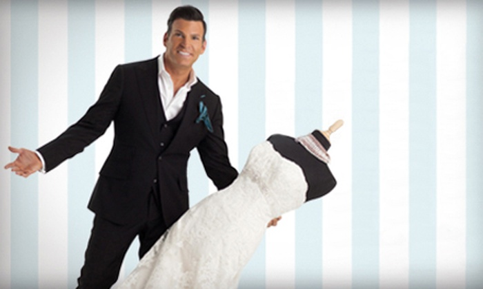 David Tutera: Dream Bigger Tour - Lakeland Center: $49 for Two Tickets to David Tutera: Dream Bigger Tour at The Lakeland Center on Friday, May 10 (Up to $107 Value)