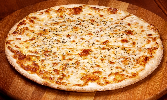 Nirvana Pizza - Bay Village: Two Large Cheese Pizzas for Takeout at Nirvana Pizza (35% Off)