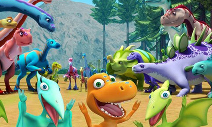 Dinosaur Train Live - Bergen Performing Arts Center: Dinosaur Train Live at Bergen Performing Arts Center on October 27 at 2 p.m. or 5 p.m. (Up to 51% Off)
