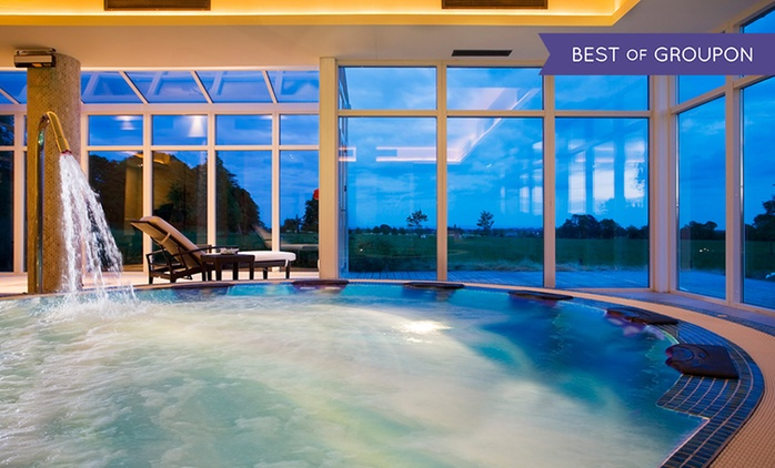 Full Day Spa Package with Treatment and Afternoon Tea for Two at Temple Lodge & Spa
