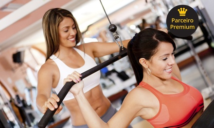 Five Personal Training Sessions at Good Time Fitness (71% Off)