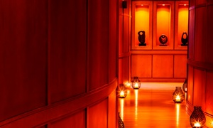 The Spa at The Hilton Dubai Jumeirah: 5* Hilton Massage with Spa and Gym Access for Two or Four at The Spa, The Hilton Dubai Jumeirah (Up to 39% Off)