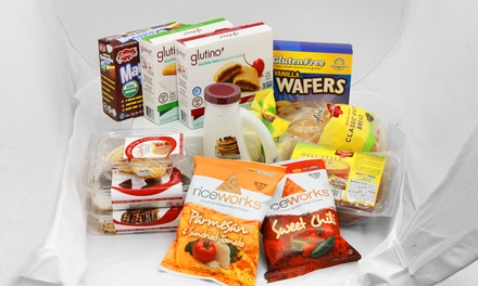 Gluten-Free Starter or Back to School Pack of Snacks and Baking Supplies from Gluten Free Palace (Up to 51% Off)