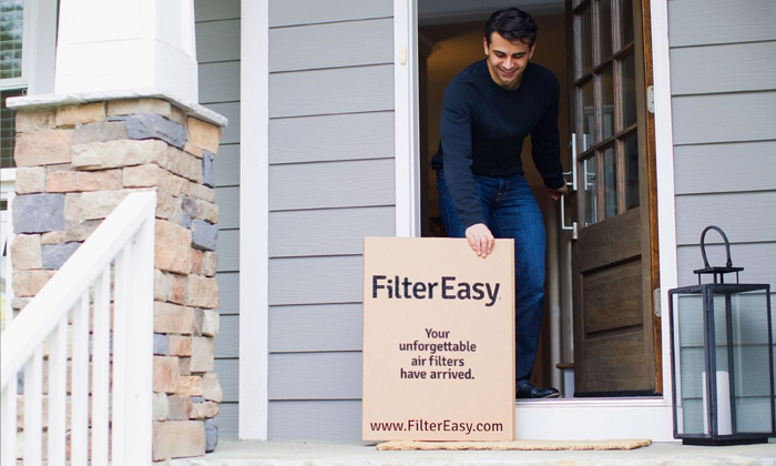 FilterEasy: $6 for $20 Toward an Air-Filter-Delivery Subscription from FilterEasy