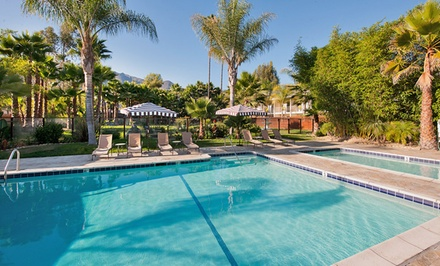 Groupon Deal: 1-Night Stay for Two with Dining Credit at The Capri Hotel in Ojai, CA