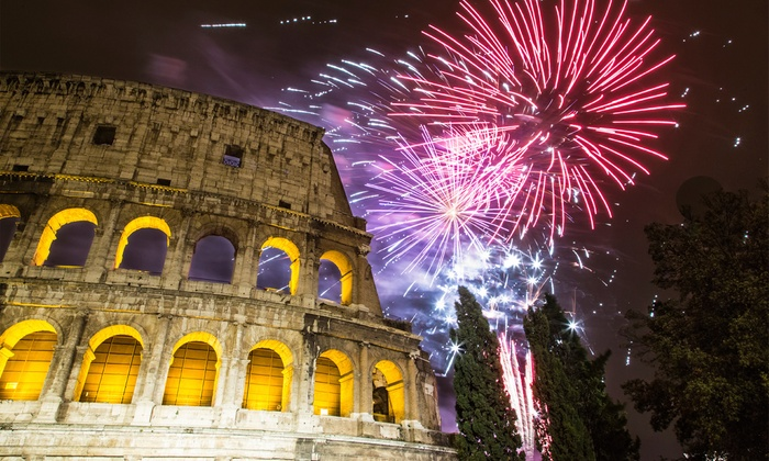 New Year's Eve Rome Vacation with Airfare from go-today in ...