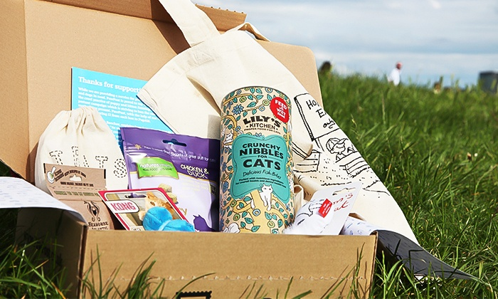 Pawpost Monthly Subscription Groupon Goods