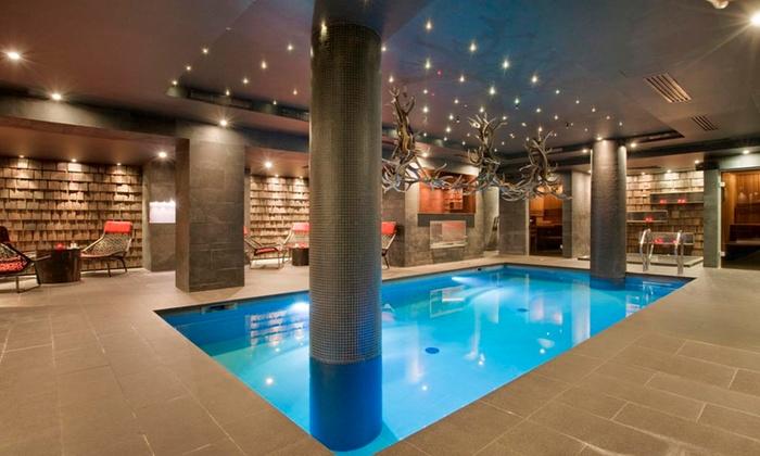 avenue lodge spa h tel val d 39 is re groupon. Black Bedroom Furniture Sets. Home Design Ideas