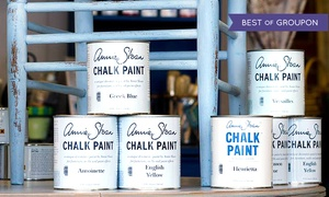 Vintage Now Modern: Chalk Paint Workshop for One or Two at Vintage Now Modern (50% Off)