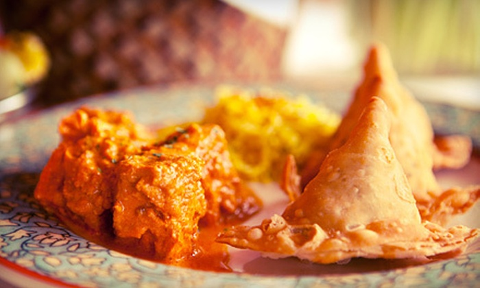 Paradise India Cuisine - Morrisville: $10 for $20 Worth of Indian Cuisine During Dinner on Friday or Saturday or Sunday–Thursday at Paradise India Cuisine
