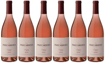 Precarious Rosé Wine (6- or 12-Pack). Shipping Included.