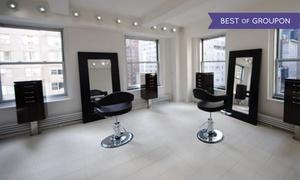 Gabriel Shimunov Hair Salon: One or Two Brazilian Blowouts or Keratin Treatments at Gabriel Shimunov Hair Salon (Up to 53% Off)