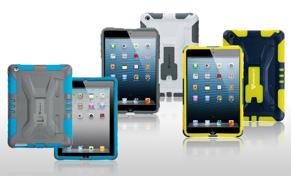 Armor X Case Rugged For Ipad 2 3