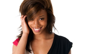 Styled gr8: Shampoo and Style for Chemically Treated or Natural Hair, Loc Maintenance, or Weave at Styled gr8 (Up to 52% Off)