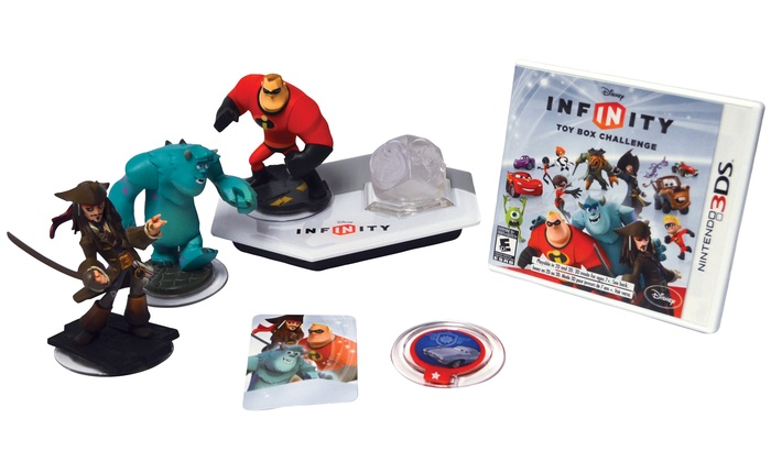 Infinity Toy Story Nintendo Ds Game : Disney infinity ds starter pack groupon goods