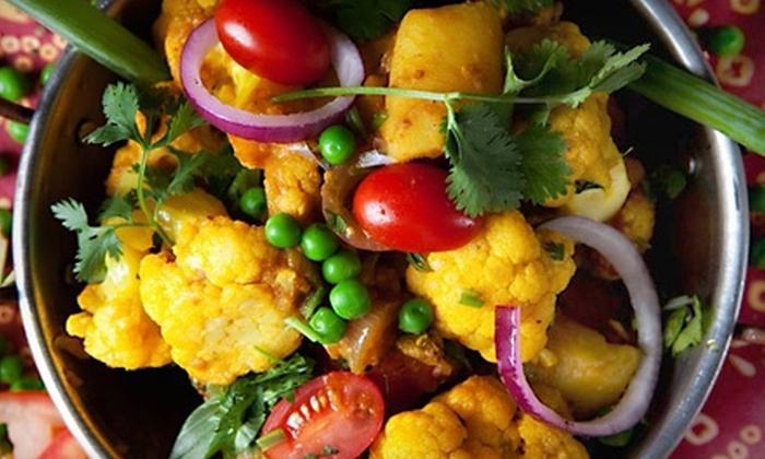 Himalayan Flavors - North Berkeley: Himalayan and Indian Cuisine at Himalayan Flavors (Up to 53% Off). Two Options Available.