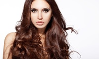 Cut and Blow-Dry with Optional Half Head of Highlights at Et Capillus Hair & Beauty (Up to 63% Off*)