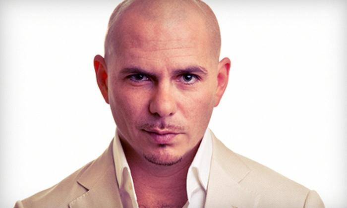 Pitbull and Ke$ha - Holmdel: Pitbull and Ke$ha at PNC Bank Arts Center on Friday, May 31 at 7:30 p.m. (Up to $38.50 Value)