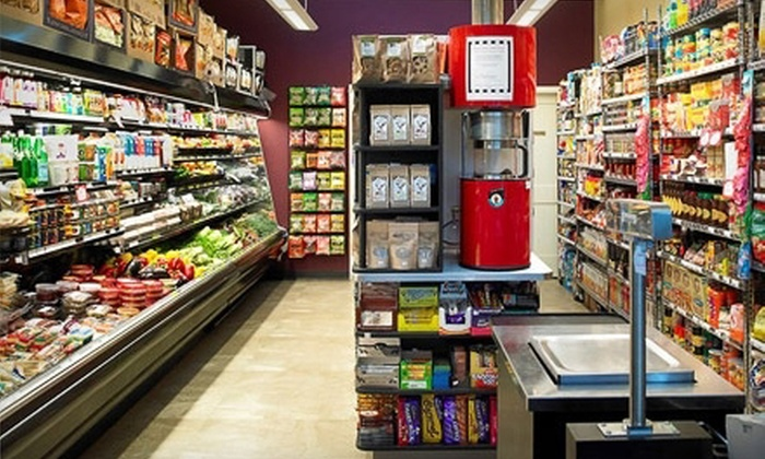 Aubergine Specialty Foods - Victoria: $7 for $15 Worth of Artisan Groceries and Local Produce at Aubergine Specialty Foods